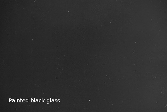 painted-black-glass